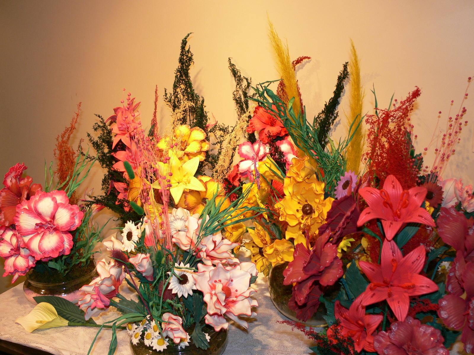 Las Flores Una Forma De Expresar Sentimientos Flores En Goma