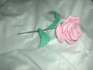 Creando mi primera rosa en gomaeva.