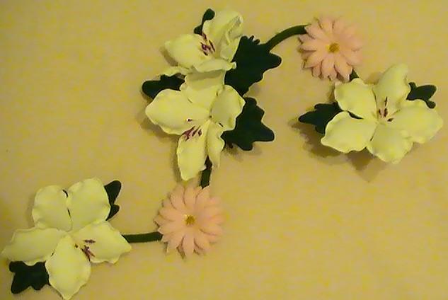 Adornos De Mesa Con Flores